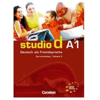 Książki do nauki języka, Studio D A1/2 Sprachtraining (opr. miękka)