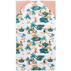ręcznik ROXY - Saturday Sun Bright White Honolulu S (WBB9) rozmiar: OS