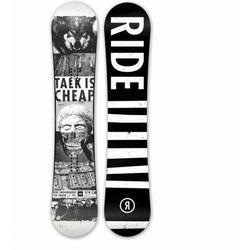 Deska Snowboardowa Ride CROOK 2016