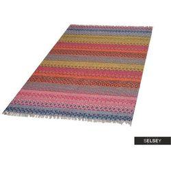 SELSEY Chodnik Mozaikowe pasy 80x300 cm