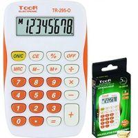 Kalkulatory szkolne, Kalkulator kieszonkowyTR-295-O TOOR