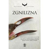 Książki fantasy i science fiction, Krucze pierścienie 2 Zgnilizna - Siri Pettersen (opr. miękka)