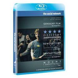 Social Network (Blu-Ray) - David Fincher DARMOWA DOSTAWA KIOSK RUCHU