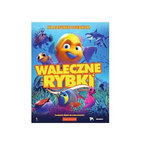 Pozostałe filmy, Waleczne rybki (książeczka + DVD)