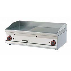 Płyta grillowa gazowa gładka | 995x450mm | 15000W | 1000x600x(H)280mm