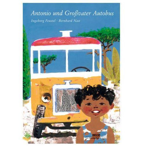Pozostałe książki, Antonio und Großvater Autobus Feustel, Ingeborg