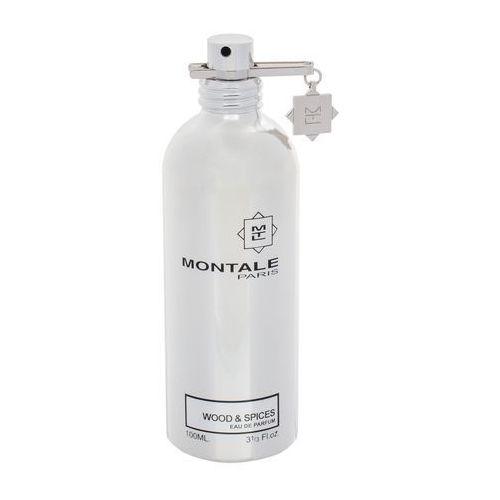 Testery zapachów dla mężczyzn, Montale Paris Wood & Spices woda perfumowana 100 ml tester dla mężczyzn