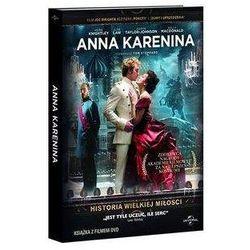 Anna Karenina (DVD) - Joe Wright OD 24,99zł DARMOWA DOSTAWA KIOSK RUCHU