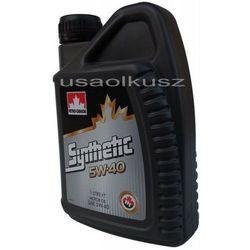 Olej silnikowy syntetyczny SUPREME Petro Canada 5W40 1l