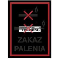 Oznakowanie informacyjne i ostrzegawcze, Znak Zakaz palenia e-papierosów i papierosów 150x200