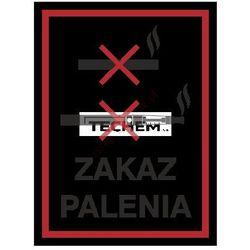 Znak Zakaz palenia e-papierosów i papierosów 150x200