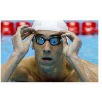 Okularki pływackie, speedo Fastskin Elite Mirror Okulary pływackie czarny 2018 Okulary do pływania