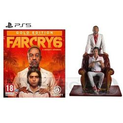 Far Cry 6 - Edycja Gold + figurka PS5