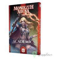 Puzzle, Portal Games Gra Monolith Arena Akademicy