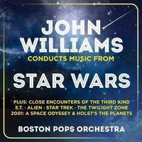 Pozostała muzyka poważna, John Williams - John Williams Conducts Star Wars (Polska cena) (2 CD)