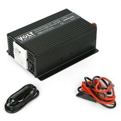 VOLT SINUS 600 przetwornica samochodowa 300W/600W 12V/230V z pełną sinusoidą