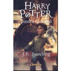 Harry Potter y la piedra filosofal. Harry Potter und der Stein der Weisen, spanische Ausgabe Rowling, Joanne K.