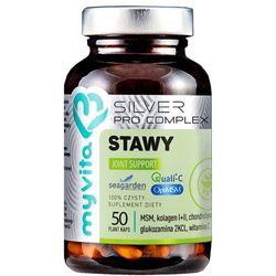 Stawy Pro Complex, MyVita Silver, 50 kaps