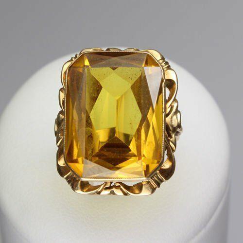 Pierścionki i obrączki, Złoty pierścionek P453