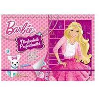 Książki dla dzieci, Barbie. Niezbędnik Projektantki. SKN 101 - Praca zbiorowa (opr. twarda)