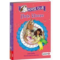 Literatura młodzieżowa, SCHLEICH Horse Club Złote klucze. Darmowy odbiór w niemal 100 księgarniach! (opr. broszurowa)