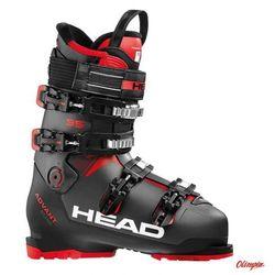 Buty narciarskie Head Advant Edge 95 Anthracite/Black-red 2018/2019