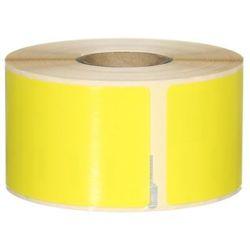 Etykiety samoprzylepne Dymo 99012 żółte - 36x89mm, 260 szt.