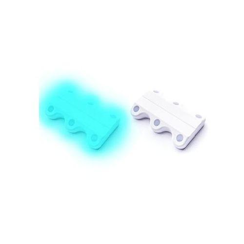 Inne akcesoria obuwnicze, Magnes Zapięcie do butów Clicks.life LumE BluE