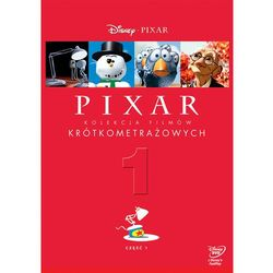 Pixar. Kolekcja filmów krótkometrażowych. Część 1 [DVD]