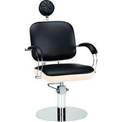 Fotel Fryzjerski Godot Ayala z Zagłówkiem - Barber Shop