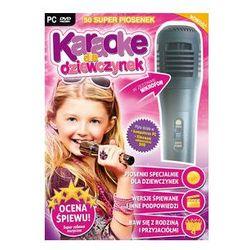 Karaoke Dla Dziewczynek (PC-DVD). Darmowy odbiór w niemal 100 księgarniach!