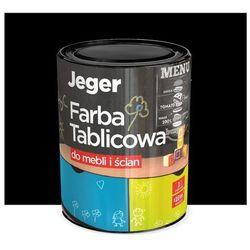 Farba tablicowa do mebli i ścian 1 l Czarna JEGER