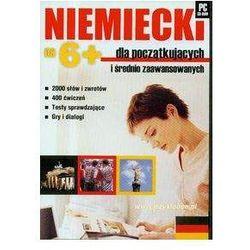 Niemiecki na 6+ dla początkujących i średnio zaawansowanych CD