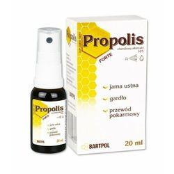 Propolis Forte 10% roztwór na gardło krtań 20ml