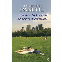 Wiewiórki z Central Parku są smutne w poniedziałki. (opr. broszurowa)