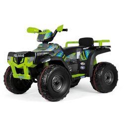 PEG PEREGO quad dziecięcy Polaris Sportsman 850 Lime