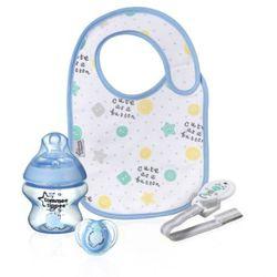 Tommee Tippee Zestaw Baby Gift Niebieski | U NAS SKOMPLETUJESZ CAŁĄ WYPRAWKĘ | SZYBKA WYSYŁKA