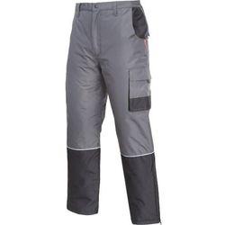 Lahti Pro Spodnie robocze ocieplane zimowe do pasa