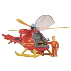 SIMBA Strażak Sam Helikopter ratowniczy+figurka - BEZPŁATNY ODBIÓR: WROCŁAW!