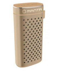 Głośnik przenośny MANTA MPBC7G Amber