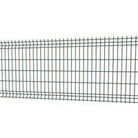Przęsła i elementy ogrodzenia, Panel ogrodzeniowy Betafence 3D 103 x 250 cm oczko 5 x 20 cm drut 4 mm ocynk zielony