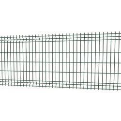 Panel ogrodzeniowy Betafence 3D 103 x 250 cm oczko 5 x 20 cm drut 4 mm ocynk zielony