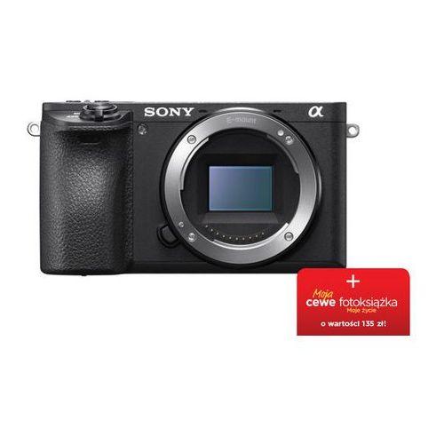 Aparaty kompaktowe, Sony Alpha A6500