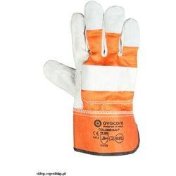 Rękawice robocze skóra dwoinowa COLUMBIAN-P kategoria II