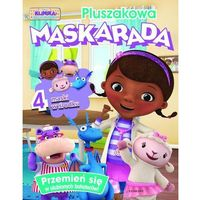 Książki dla dzieci, Klinika dla pluszaków Pluszakowa maskarada - Praca zbiorowa (opr. miękka)