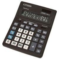 Kalkulatory, Kalkulator biurowy CITIZEN CDB1401-BK Business Line, 14-cyfrowy, 205x155mm, czarny