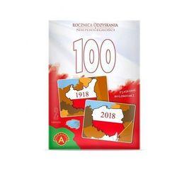 Piaskowe Malowanki - 100 Rocznica Odzyskania Niepodległości, Mapa Rzeczpospolitej Polskiej