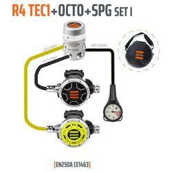 Tecline R4 TEC1 zestaw I z oktopusem i manometrem - EN250A