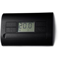 Termostat elektroniczny czarny, wyświetlacz LCD dzień/noc, lato/zima 1P 5A 230V 1T.31.9.003.2000