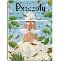 """Książki dla dzieci, Książka """"Pszczoły"""" wydawnictwo Dwie Siostry 9788363696559 (opr. twarda)"""